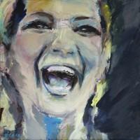 Grace van den Dobbelsteen • portretten • 50x60cm