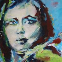 Grace van den Dobbelsteen Tilburg • portretten in opdracht en vrije portretkunst • figuratief en abstract • geschilderde portretten en digitale kunst