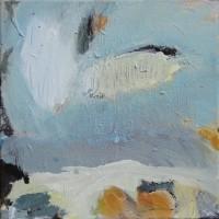 Vrijheid • acryl op canvas • 30x30cm