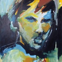 Grace van den Dobbelsteen• kunst Tilburg • 100x120cm