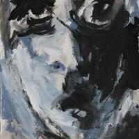 Grace van den Dobbelsteen • klein werk op papier • 29x41cm