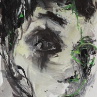 Grace van den Dobbelsteen • klein werk op papier • 27x36 cm