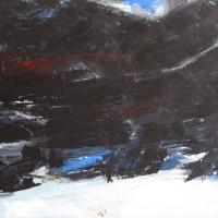 Vrijheid I • acryl op canvas • 80x100cm