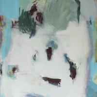 Serie: Abstracte landschappen - Vrijheid • acryl op linnen • 100x150cm