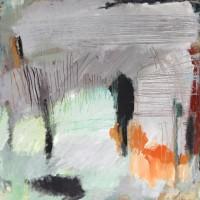 Grace van den Dobbelsteen • abstracte schilderijen • serie: Abstracte landschappen • 80x100(?)