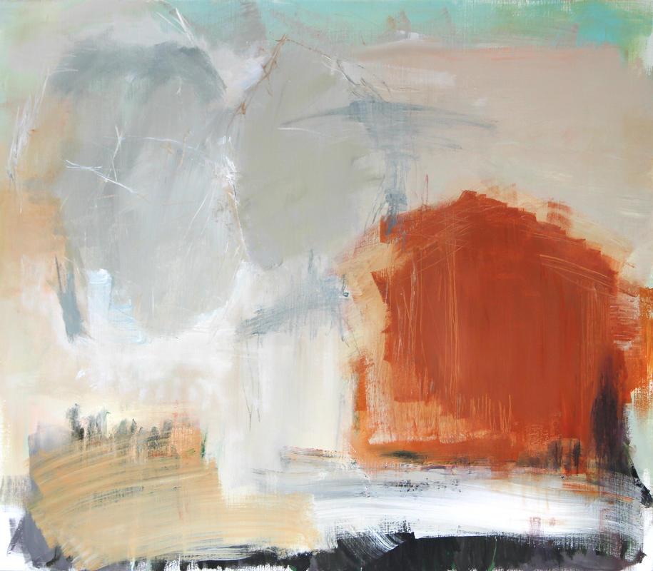 Bekend Abstracte schilderijen van Tilburgse kunstenaar: in Waalwijk @LM87