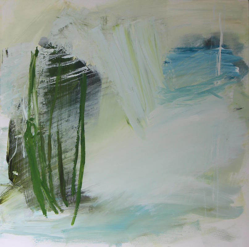 Voorkeur Abstracte schilderijen van Tilburgse kunstenaar: in Waalwijk @UH14