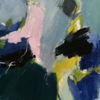 Serie: In Beweging • Acryl op canvas • 80x100cm