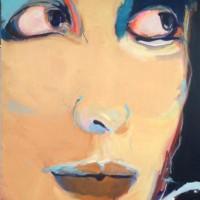 Kunstwerk Grace van den Dobbelsteen Tilburg • 80x140cm • Schilderij op canvas