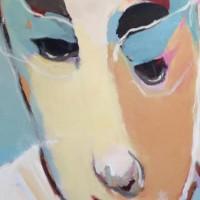 Kunstwerk van Grace van den Dobbelsteen • 80x140cm • Schilderij op canvas