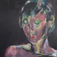 Grace van den Dobbelsteen • vrije portretkunst (x)