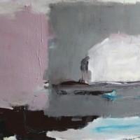 Serie: Abstracte landschappen • In dit huis • 100x150cm