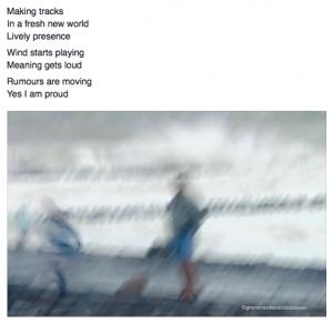 Grace van den Dobbelsteen tekst en beeld Proza-achtige teksten Beeldende kunst en tekstschrijver Tilburg 10