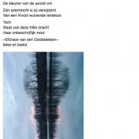 Grace van den Dobbelsteen tekst en beeld Proza-achtige teksten Beeldende kunst en tekstschrijver Tilburg 3