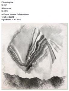 Grace van den Dobbelsteen tekst en beeld Proza-achtige teksten Beeldende kunst en tekstschrijver Tilburg 9
