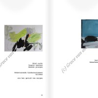 proza en gedichten, teksten door Van den Dobbelsteen, kunst te koop, Tilburg