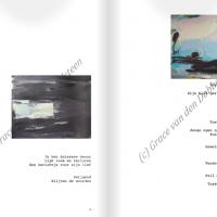 kunst op maat kan ook een schilderij zijn of digitale kunst voorzien van een maatwerk tekst