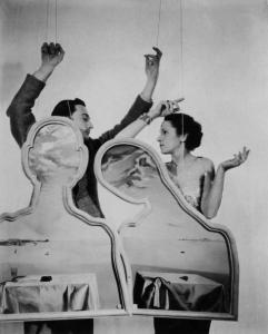 Grace van den Dobbelsteen blogt Kunstenaar Dalí en Gala