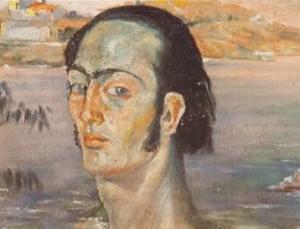 Zelfportret van Salvador Dalí Grace van den Dobbelsteen schilderijen Tilburg