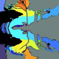Grace van den Dobbelsteen • Digital painting • afmeting van het kunstwerk in overleg • Aluminium dibond