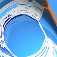 Digital Painting • diverse formaten • afgewerkt op aluminium-dibond