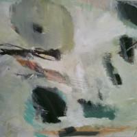 Grace van den Dobbelsteen Tilburg • abstracte kunst • 100x120