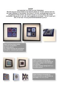 Grace van den Dobbelsteen betaalbare kunst schilderij abstract 0653178593